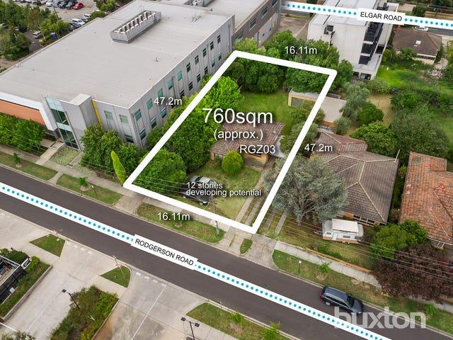 1 Rodgerson Road, Box Hill, Vic 3128