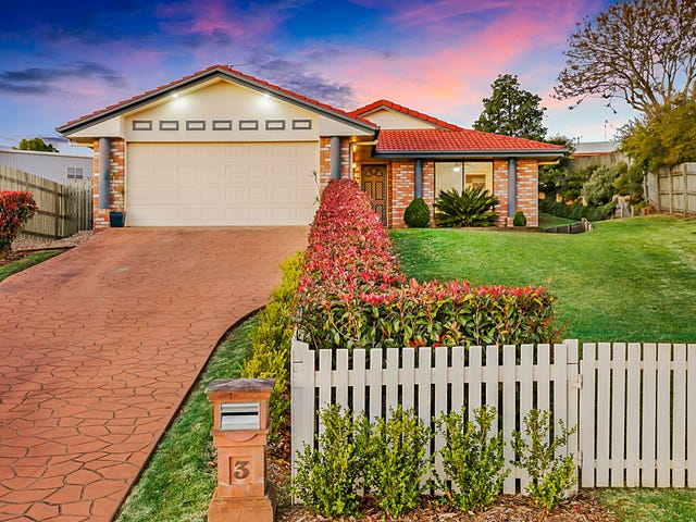 3 Saratoga Close, Wilsonton, Qld 4350