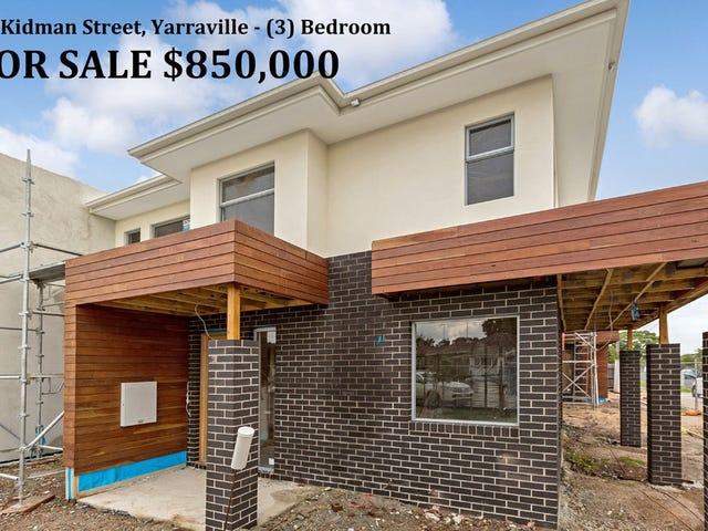 45. Kidman Street, Yarraville, Vic 3013