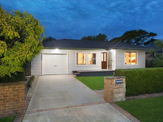15 George Evans Road, Killarney Vale, NSW 2261