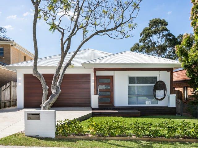 18 Warrah Road, Yowie Bay, NSW 2228