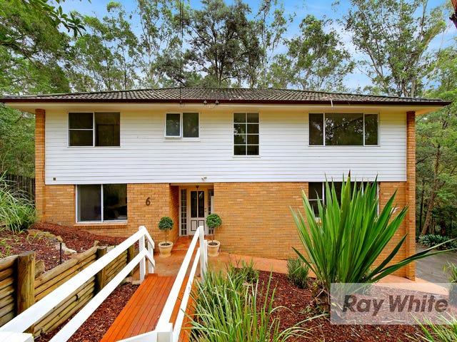 6 Bambara Place, Baulkham Hills, NSW 2153