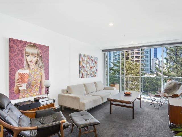 504/18 Enderley Avenue, Surfers Paradise, Qld 4217