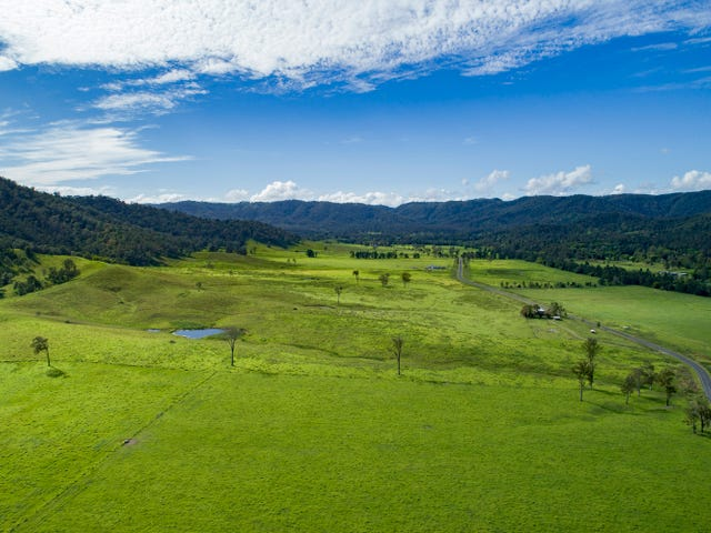 536 Aherns Road, Conondale, Qld 4552
