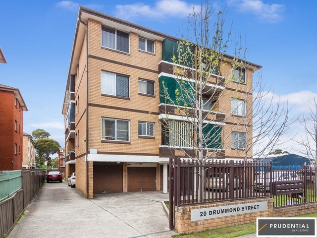 2/20 Drummond Street, Warwick Farm, NSW 2170