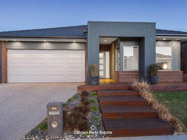 3 Plume Place, Point Cook, Vic 3030
