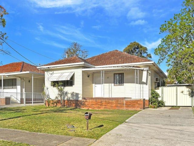 43 Strickland Street, Bass Hill, NSW 2197