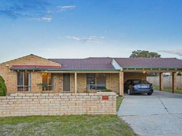 2 Fleetwood Circuit, Woodvale, WA 6026