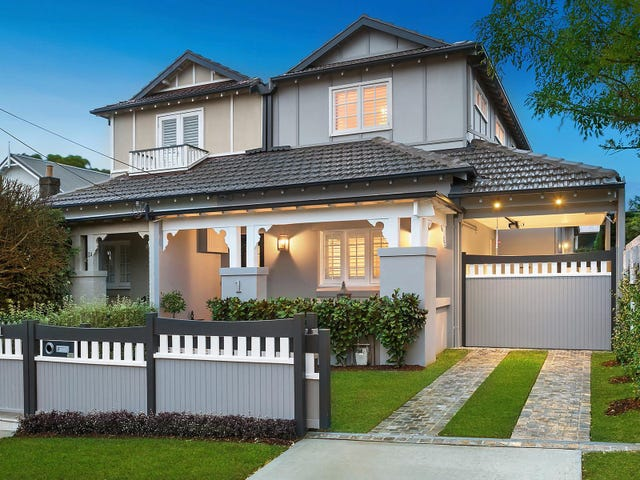 1 Rosebery Street, Mosman, NSW 2088