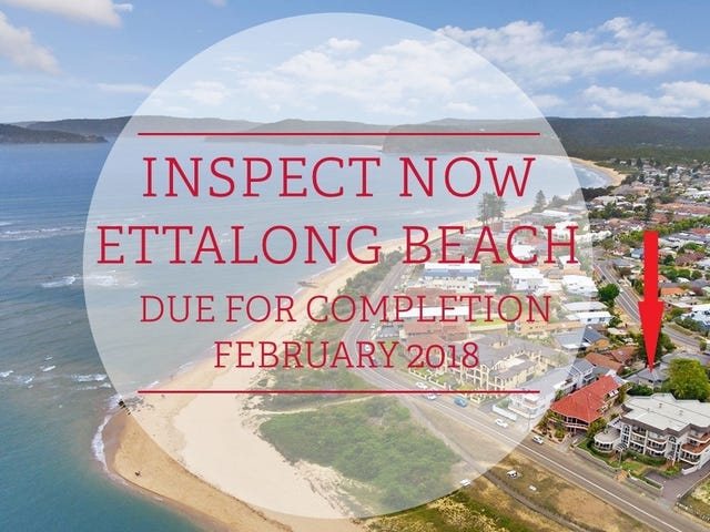 Ettalong Beach, address available on request