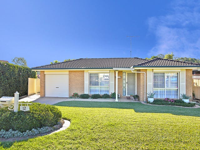 12 Tuga Place, Glenmore Park, NSW 2745