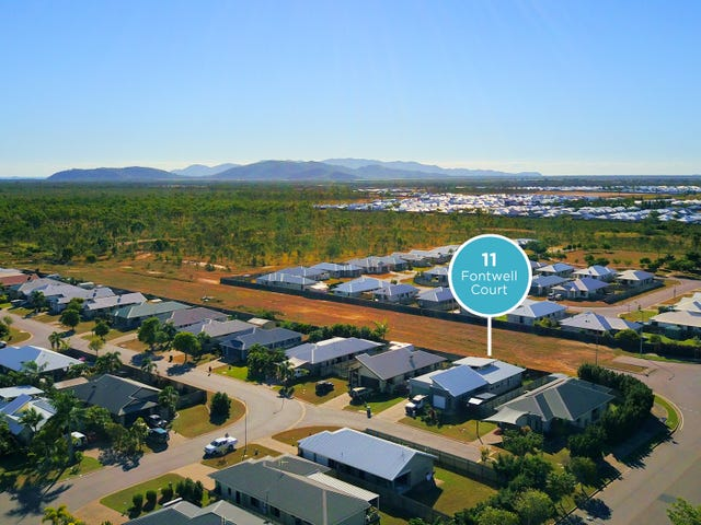 11 Fontwell Court, Mount Low, Qld 4818