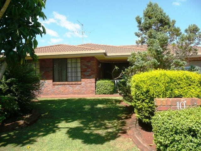 10 Jull Drive, Centenary Heights, Qld 4350