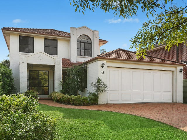 25 Kinnard Way, Kellyville, NSW 2155
