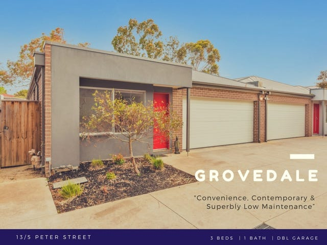 13/5 Peter Street, Grovedale, Vic 3216