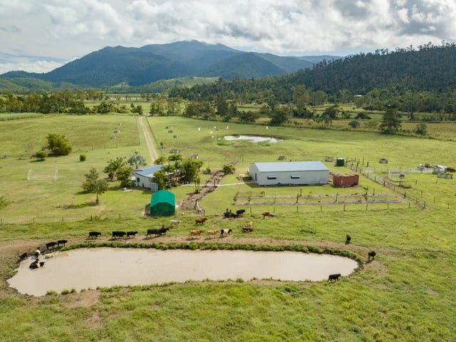 292 Gregory Cannon Valley Road, Gregory River, Qld 4800