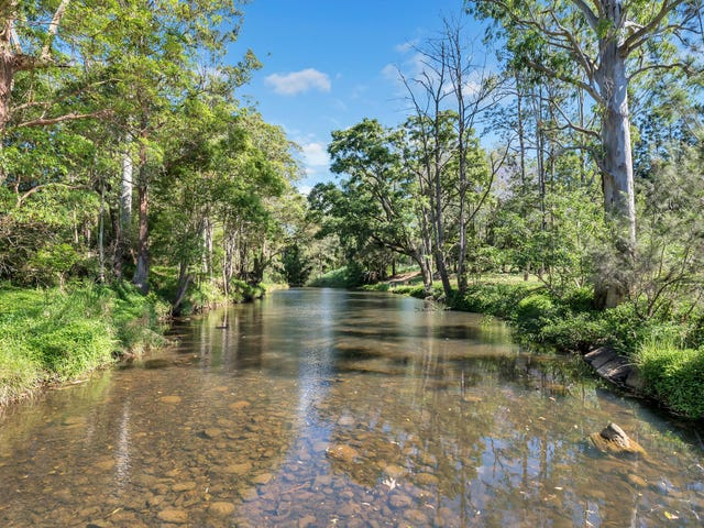 Numinbah Valley, address available on request