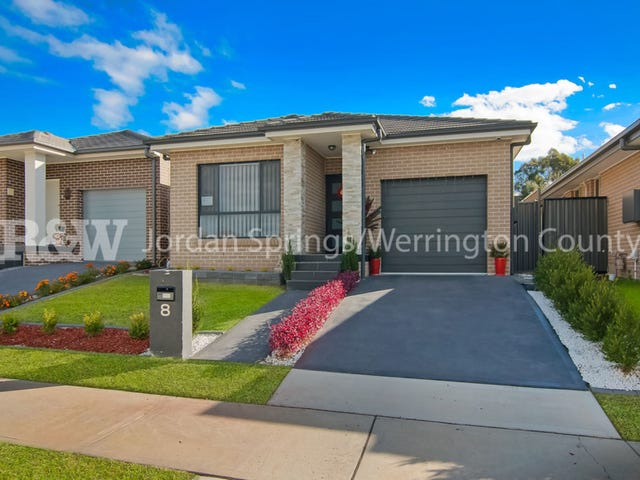 8 Fishburn Street, Jordan Springs, NSW 2747