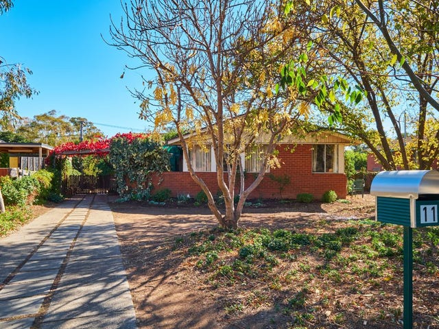 11 Millhouse Crescent, Higgins, ACT 2615