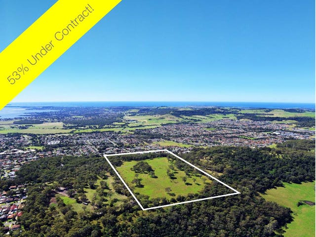 Lots 1- 85/252 Crest Road, Albion Park, NSW 2527
