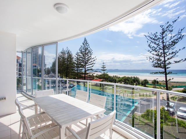 305/110 Marine Parade 'Reflections Tower Two', Coolangatta, Qld 4225