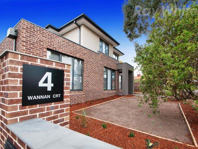 1/4 Wannan Court, Kilsyth, Vic 3137