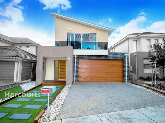 22 Brunton Ave, Caroline Springs, Vic 3023
