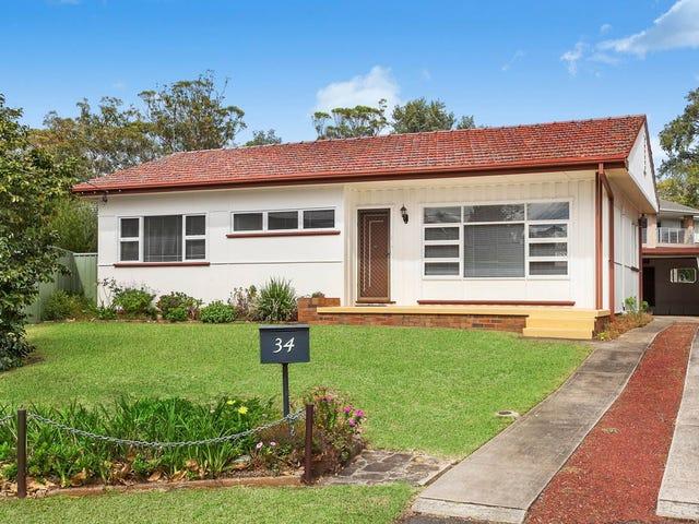 34 Woodford Crescent, Heathcote, NSW 2233