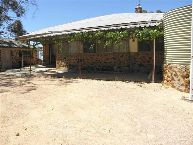 Old Sturt Highway - Wilabalangaloo Homestead, Berri, SA 5343