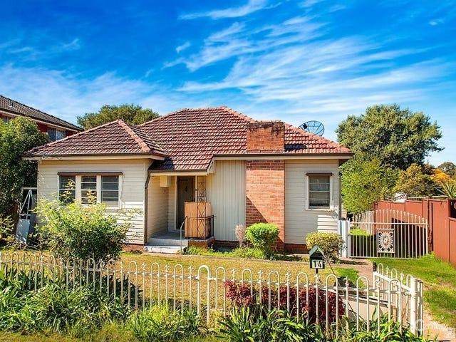 14 Emert Street, Wentworthville, NSW 2145