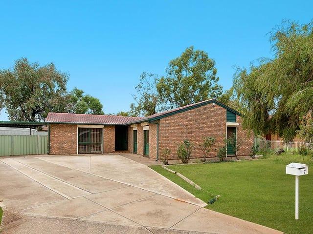 7 Nuddea Place, Parafield Gardens, SA 5107