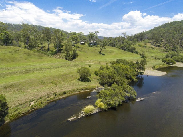 """""""Ross Creek"""" being 240 Blacksmith Shop Road and 683 Doboy Road, Buccarumbi, NSW 2460"""