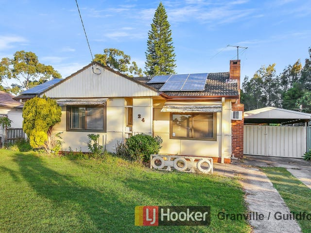 24 Bennett Road, Granville, NSW 2142
