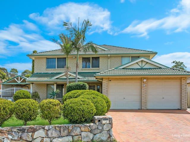 6 Rutherglen Place, Minchinbury, NSW 2770