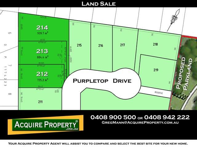 PL212 Purpletop Drive, Kellyville, NSW 2155