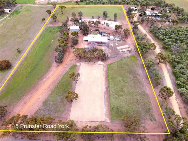 15 Prunster Road, York, WA 6302