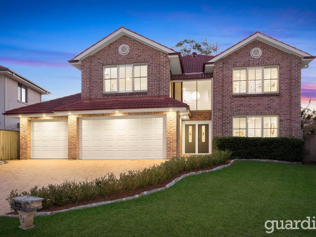 32 Tallowood Grove, Beaumont Hills, NSW 2155