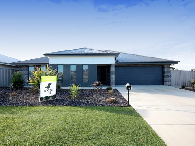 14 Barton Avenue, Lloyd, NSW 2650