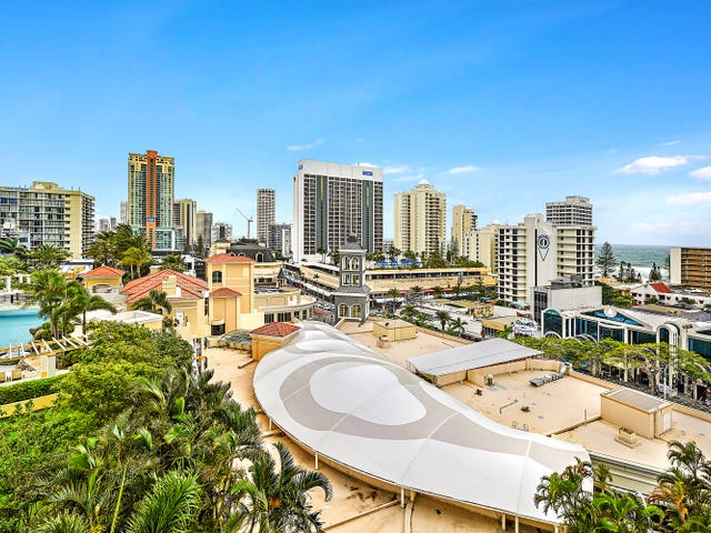 1092/23 Ferny Avenue, Surfers Paradise, Qld 4217