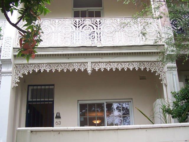 63 Stafford Street, Paddington, NSW 2021
