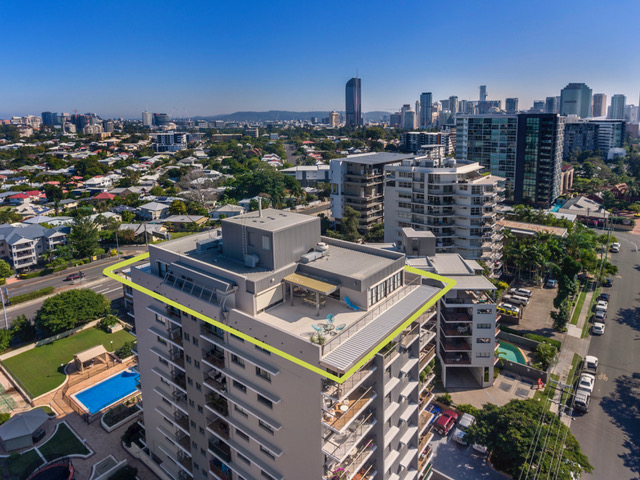 35/89 Thorn, Kangaroo Point, Qld 4169