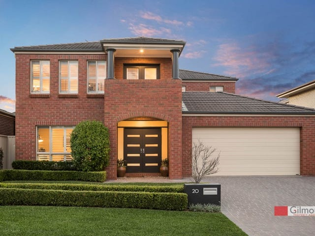20 Honeyeater Crescent, Beaumont Hills, NSW 2155