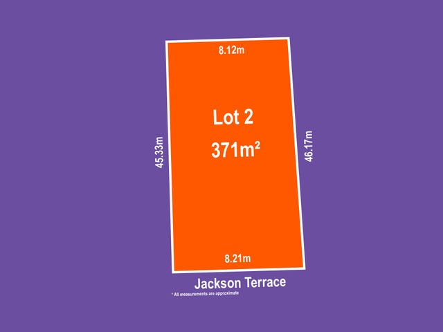 Lot 2, 7 Jackson Terrace, Enfield, SA 5085
