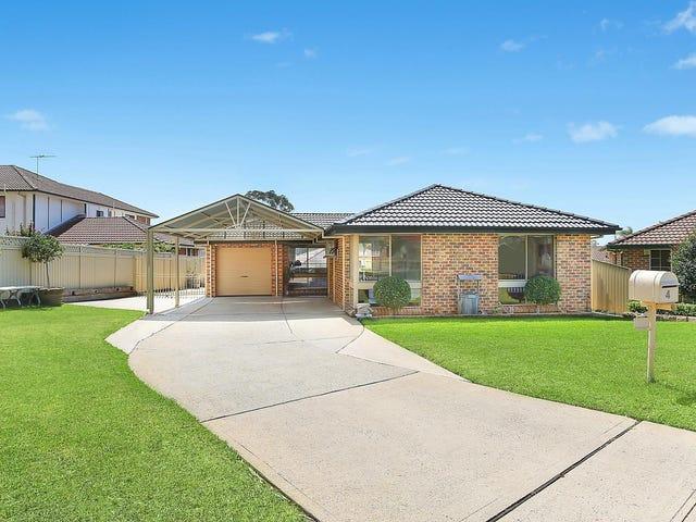 4 Raco Close, Edensor Park, NSW 2176