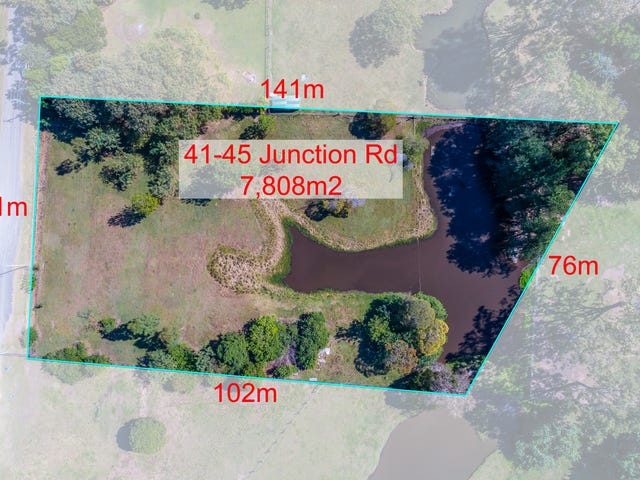 41-45 Junction Road, Burpengary East, Qld 4505