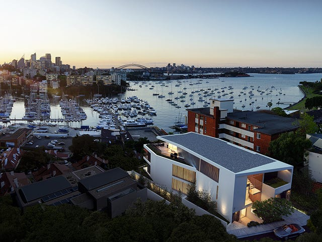 3/7 Loftus Road, Darling Point, NSW 2027