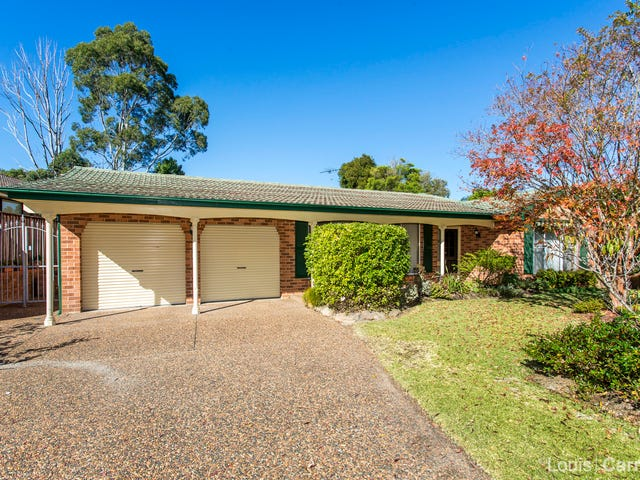 6 Lancelot Court, Castle Hill, NSW 2154