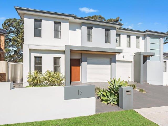 15 MacPherson Street, Hurstville, NSW 2220