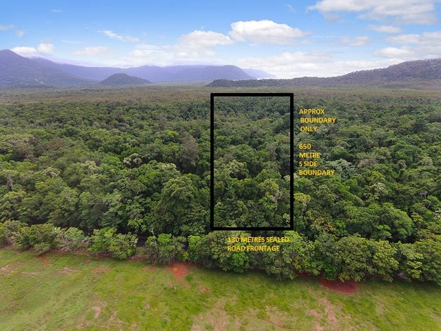 4 Buchanan Ck Rd, Daintree, Qld 4873