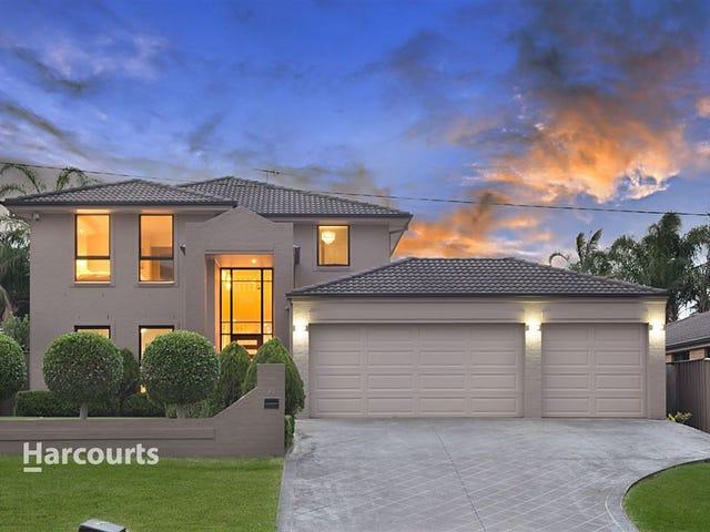 85 James Mileham Drive, Kellyville, NSW 2155
